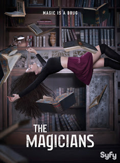 The Magicians Season 1 EP.1-EP.8 (TV Series 2015)