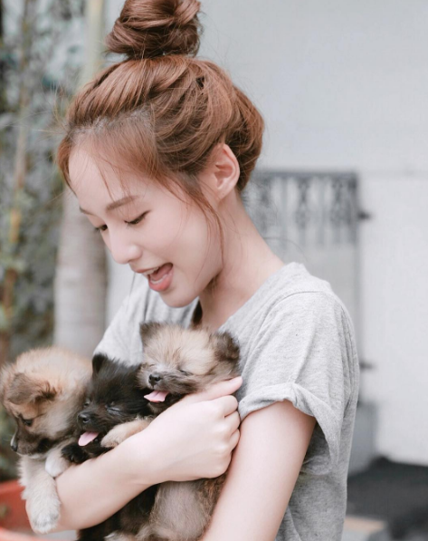 Pymtha - Hotgirl Instagram in Thai Land