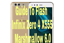 Flash Infinix Hot 4 X557 MT6580 Marshmallow 6 0 Tested