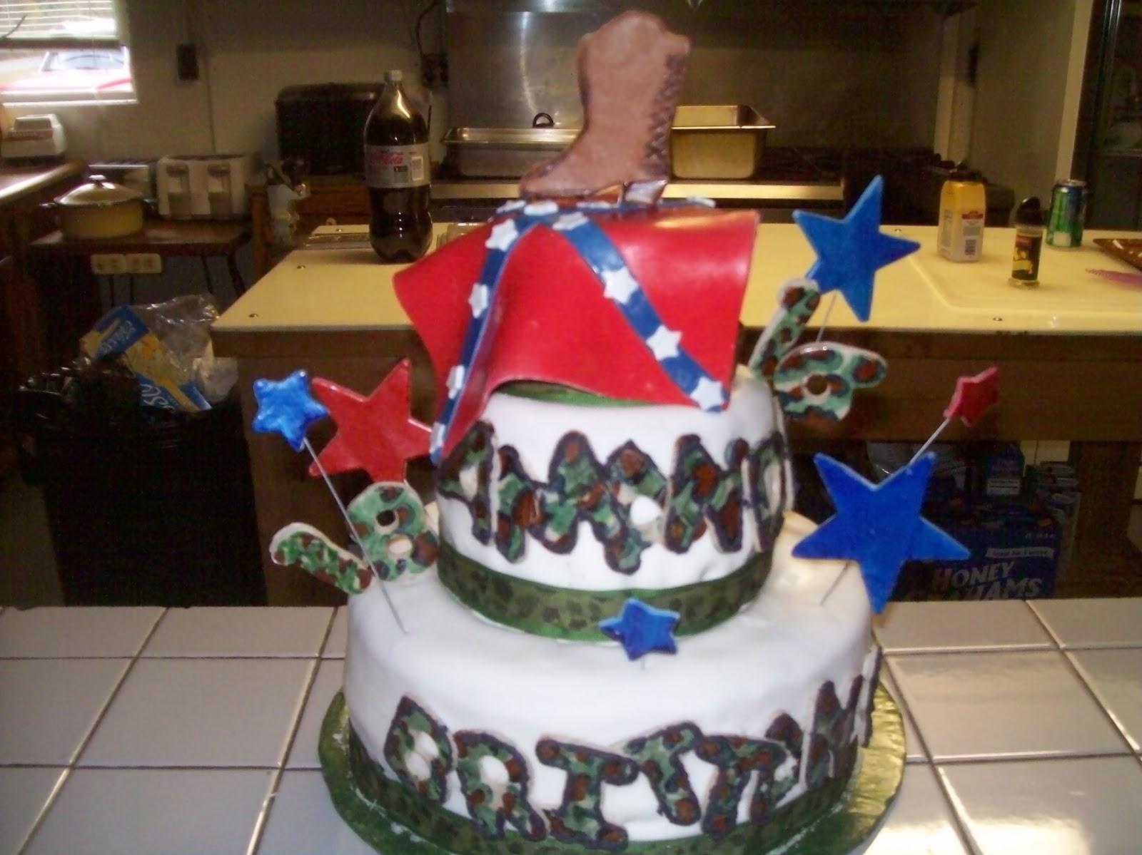 This Redneck Birthday Cake Ideas And Designs