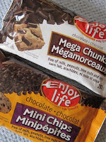 Enjoy life dark chocolate chips review