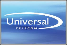 universal telecom bredband fiber