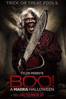 Boo! A Madea Halloween full movie HD 2016 - Movies HD