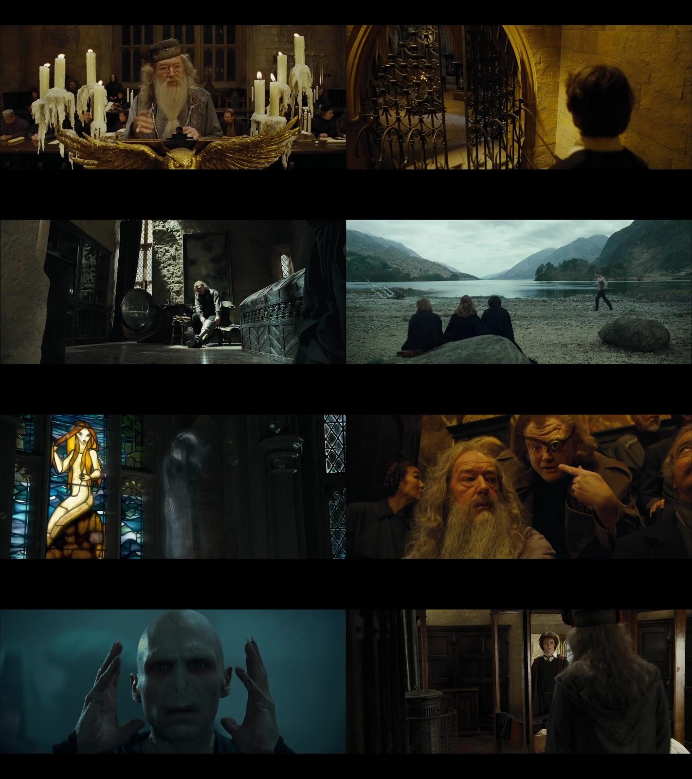 Harry Potter y El Caliz de Fuego 1080p Latino