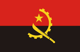 Bendera negara Angola