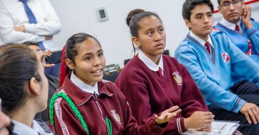 MINEDU: No existe ninguna ideología de género en la política educativa - www.minedu.gob.pe