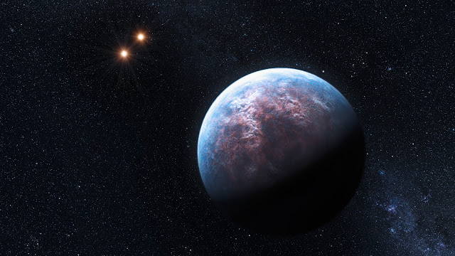 Exoplanets Gliese 667 Cb
