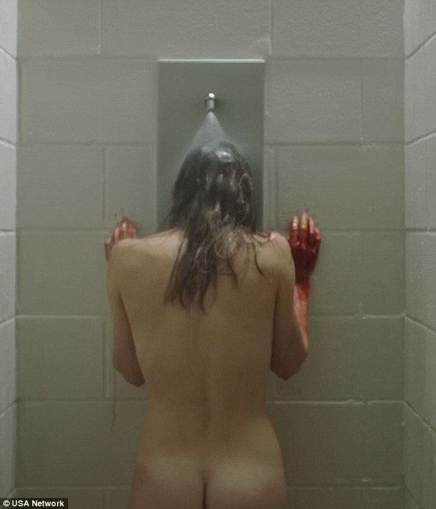 Jessica biel nude shower