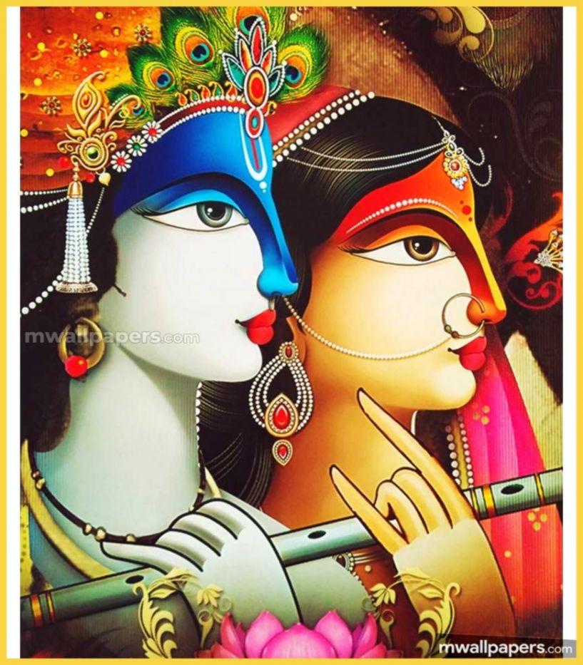 4k Wallpaper Wallpaper Full Hd Radha Krishna Images Download Hd