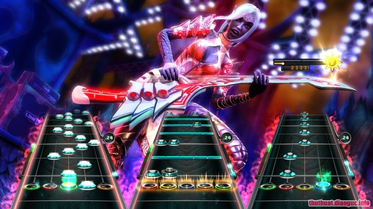 Download Game Guitar Hero: Aerosmith – RELOADED Fshare