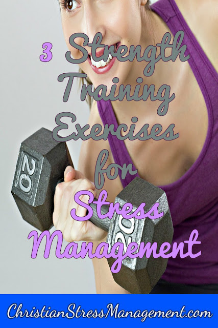 Strength Training Exercises for Stress Management