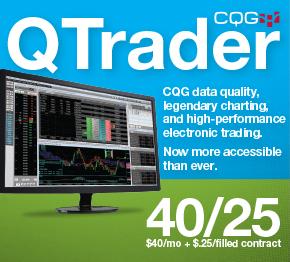 CQG平台/QTrader】 - DeepDiscountTrading極度折扣交易最佳海外