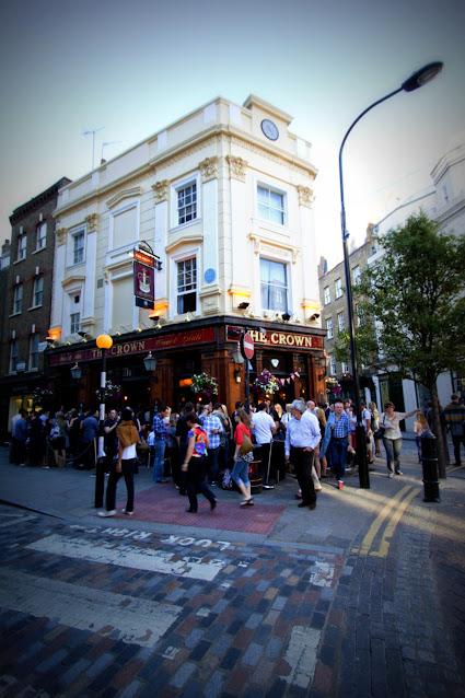Pub-Londra