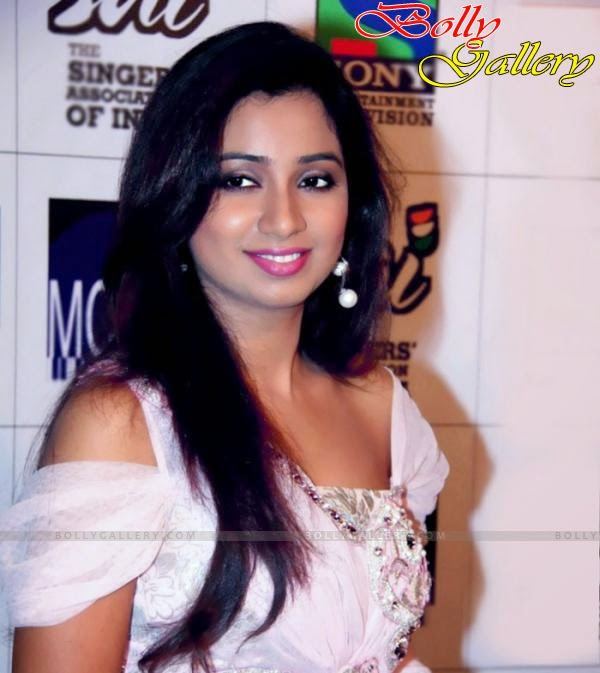 Shreya Ghoshal In Hot And Sexy Poses  Tollywood Cast-7852