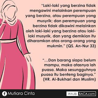 Muslimah Jatuh Cinta? Siapa Takut!