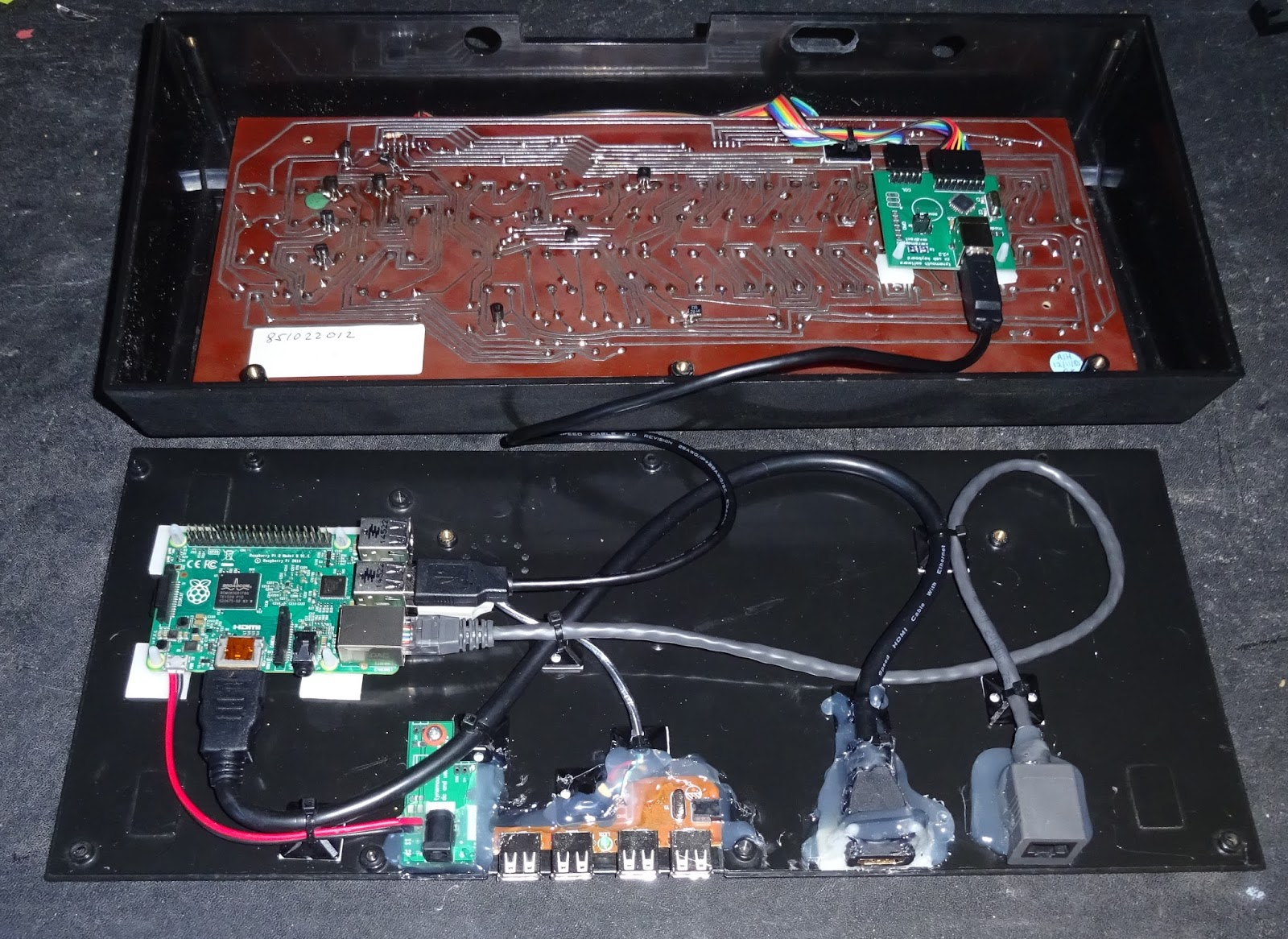 tynemouth software day 8 zx spectrum lmt 68fx2 case with pi. Black Bedroom Furniture Sets. Home Design Ideas