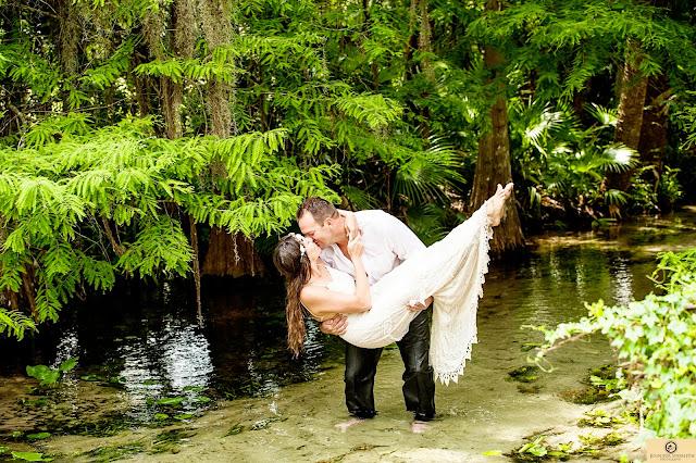 Orlando lake photography