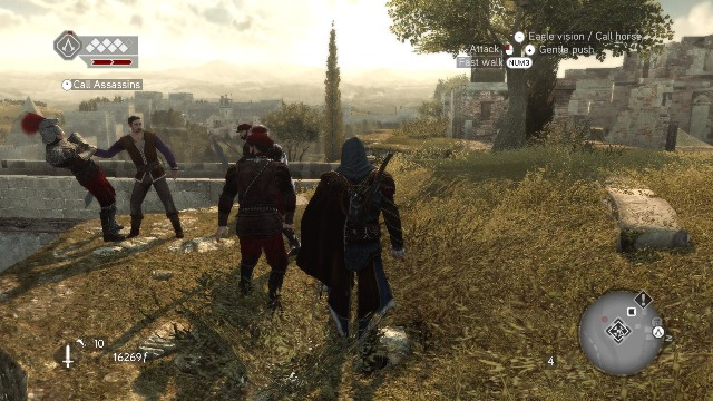 Download Assassin's Creed Brotherhood PC Games Gameplay