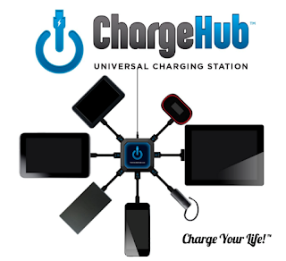 ChargeHub 7-Port Charging Station Review