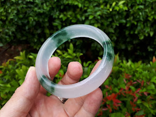 Gelang Natural Quartzite QTZ008 Indah Memo My Gems Lab