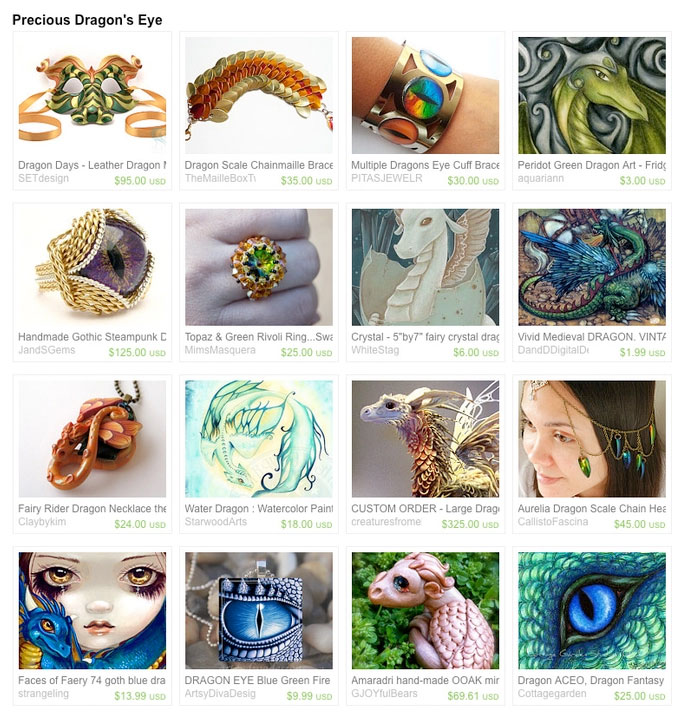 Dragon Eye Treasury