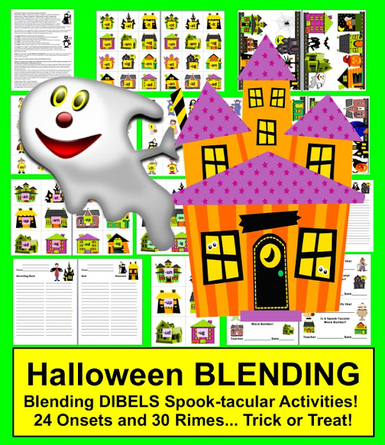 https://www.teacherspayteachers.com/Product/Halloween-Activities-Blending-Onset-Rime-Level-1-368269