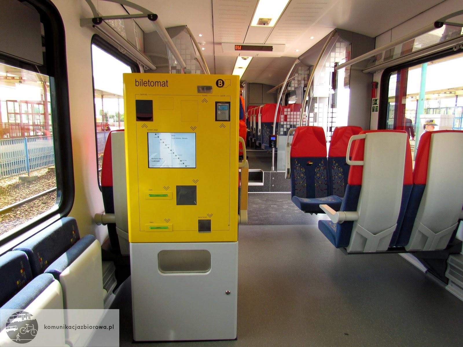 Train Poland
