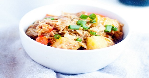 Slow Cooker Sweet And Sour Pork Recipe
