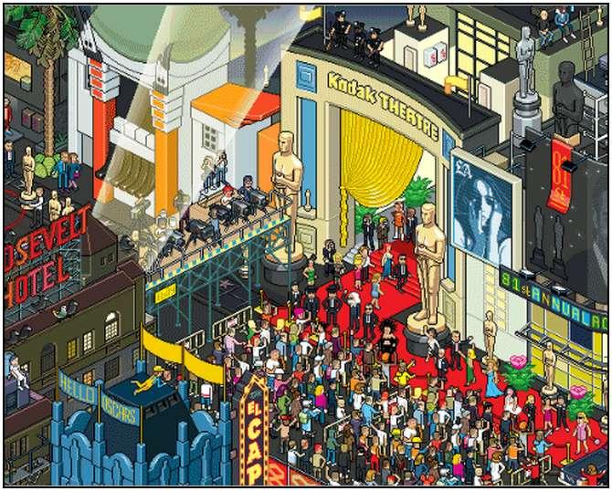 Health Lookout: 16-bit Games are Gone but Pixel Art Still Lives