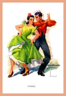 Bailes andaluces - Tuser - Peteneras