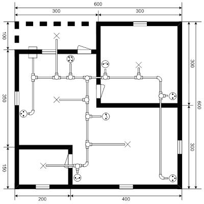 Pemasangan Listrik Rumah Tipe 36 Desain Rumah Rumah