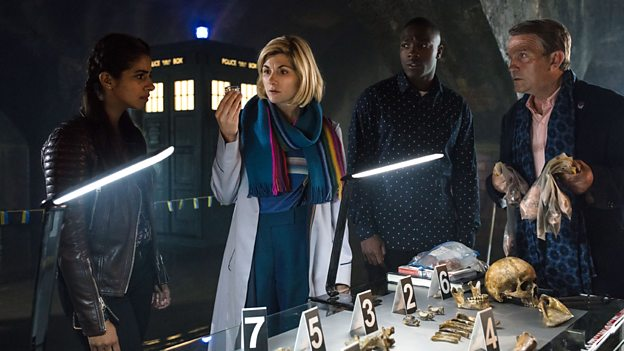 Doctor Who - Season 11 - New Years Day Special - Promo + Synopsis