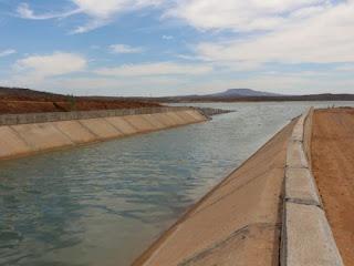 Aesa registra aumento na vazão da água do rio São Francisco na Paraíba