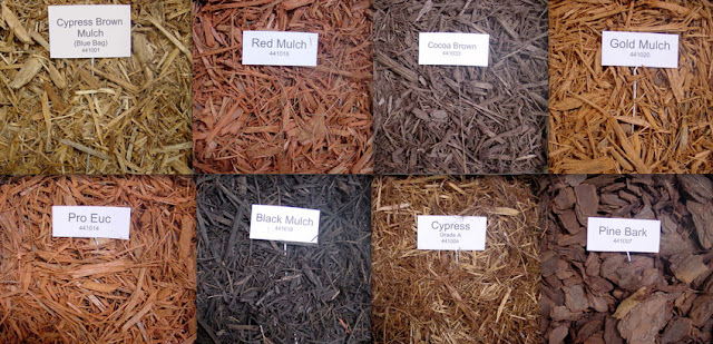 8 Types Of Mulches From Mother Earth