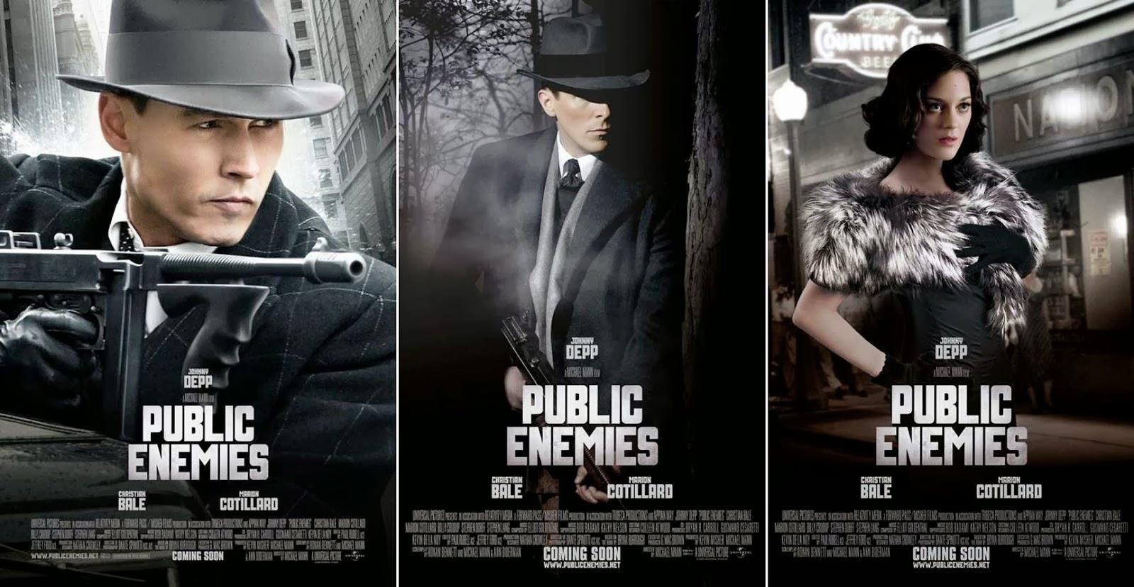 Public Enemies - Wrogowie Publiczni (2009)