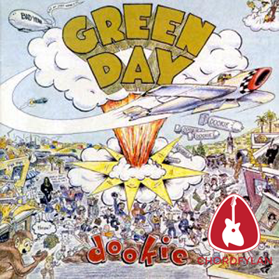 Lirik dan Chord Kunci Gitar Basket Case - Green Day