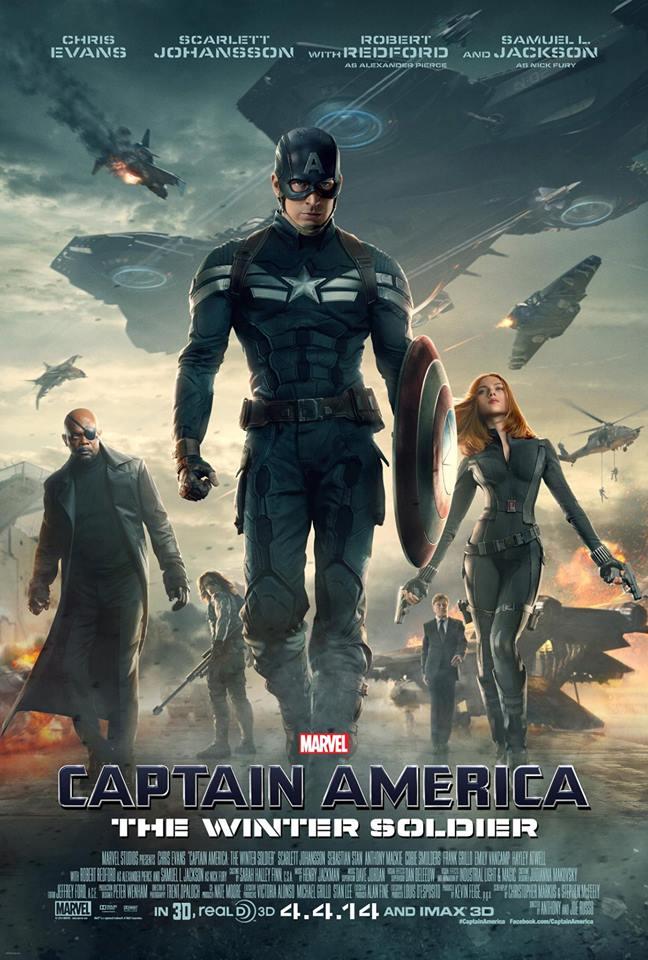 captain america the winter soldier movie film 2014. Black Bedroom Furniture Sets. Home Design Ideas