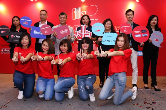 11Street Launches 'Shop The World' - International Online Shopping Campaign