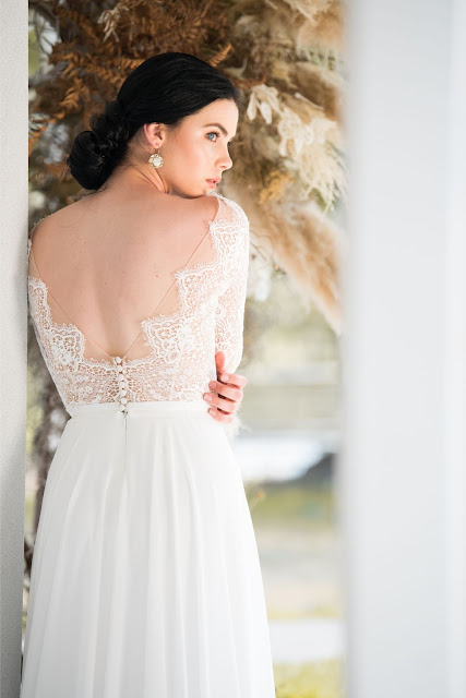 caring garland photography bridal gown wedding dress classic australian designer