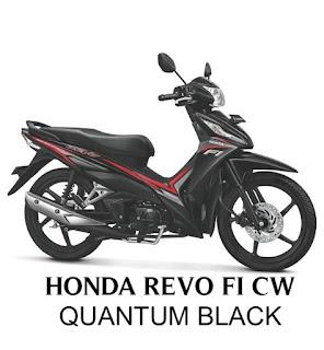 Sepeda Motor Revo FI 7