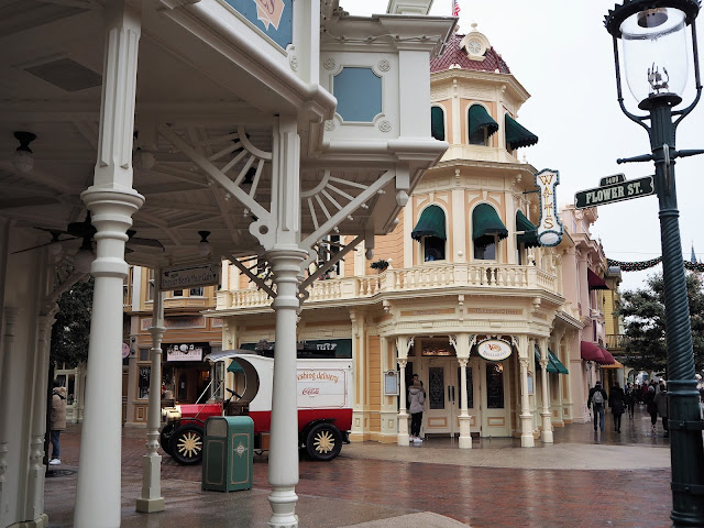 Disneyland Paris Main Street