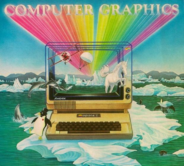 como era o design dos anos 80