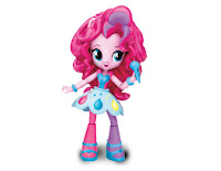 MLP Equestria Girls Minis Rainbow Rocks Pinkie Pie Figure