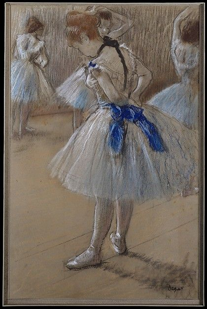 Risultati immagini per ballerine quadri degas
