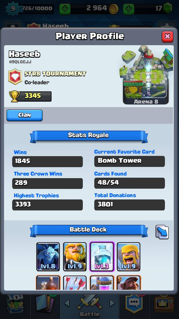 best royale giant deck strategy