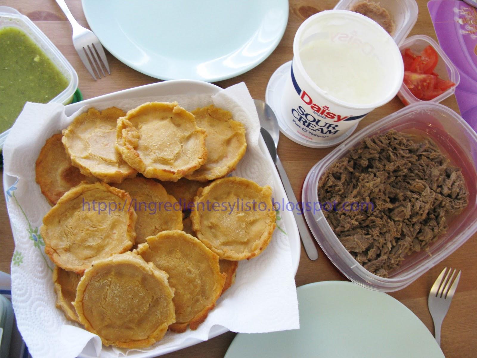 como preparar los sopes mexicanos