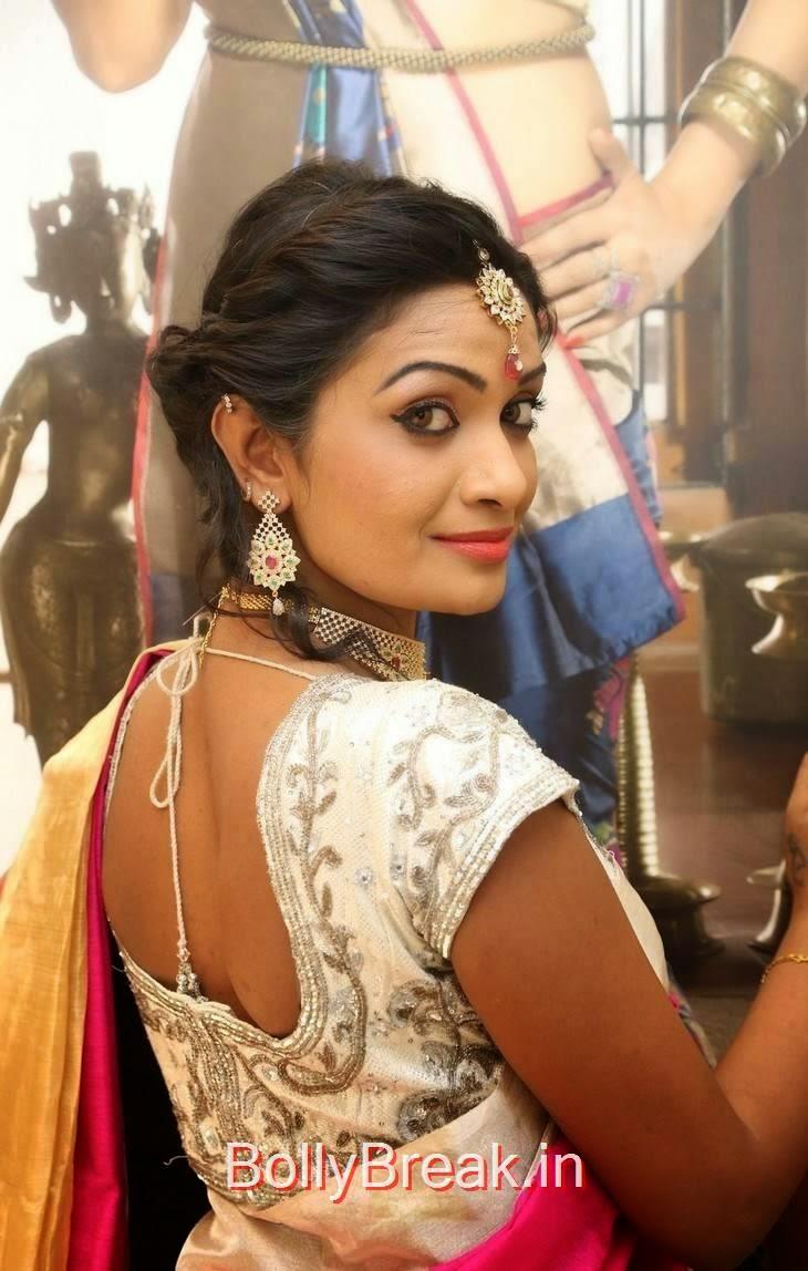 Sreevani Reddy Pics in Wedding Saree, Sreevani Reddy Hot Hd Images in Saree