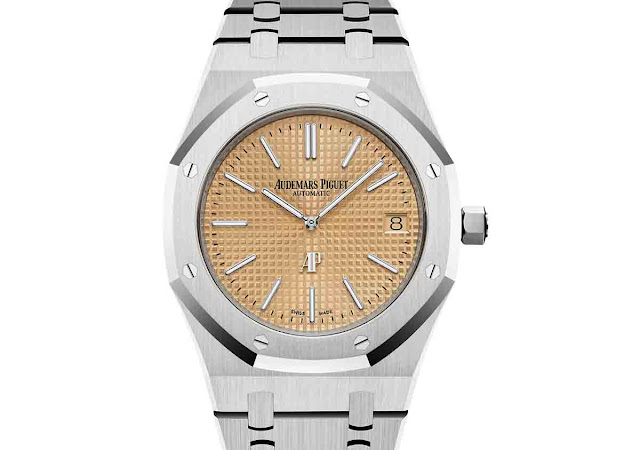 "Audemars Piguet Royal Oak ""Jumbo"" Extra-thin"