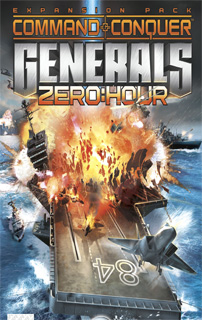 تحميل لعبة Command and Conquer Generals Zero Hour كاملة مجانا