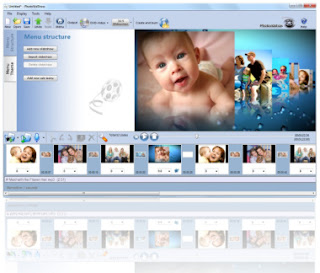 تنزيل برنامج صناعة الفيديو من الصو والاغاني PhotoVidShow